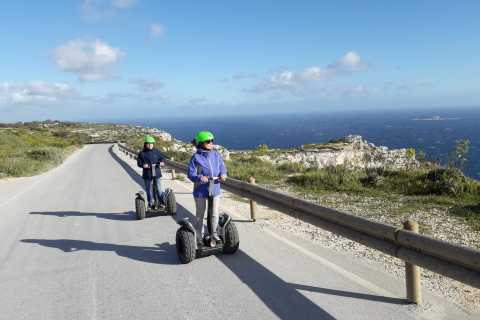 Malte: visite guidée en Segway