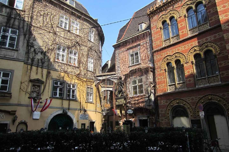 Wien: Mittelalterliche Legenden & Mythen - Stadttour per App