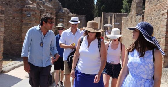 Pompeii Ruins Skip-the-Line Small Group Tour