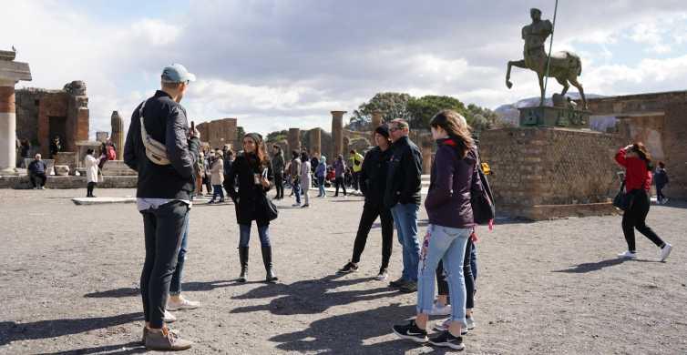 Pompéi: visite privée de 3h avec un archéologue