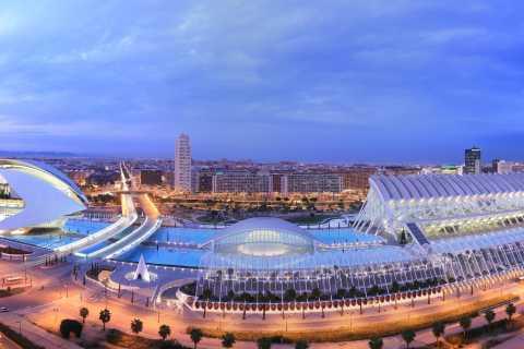 Valencia: Hemisfèric, museo della scienza e Oceanogràfic