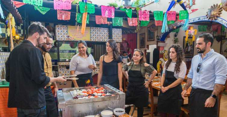 Cancún: Cooking Class and Market Tour with Transportation
