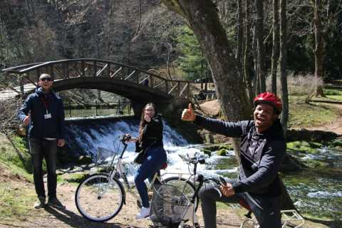 Sarajevo: Grand Bicycle Tour with Spring of Bosna River