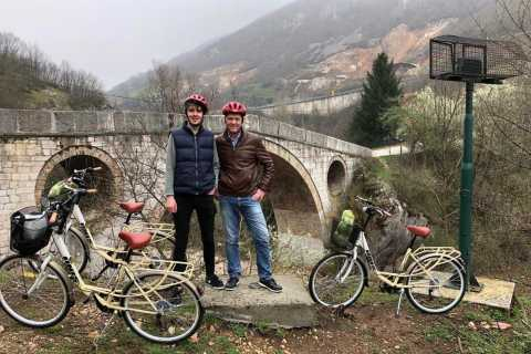 Goat's Bridge Bicycle Tour and Bosnian Coffee Workshop