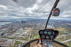 Toronto: Excursão Turística de Helicóptero