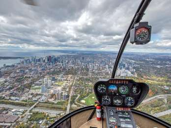Toronto: Sightseeing-Tour per Helikopter