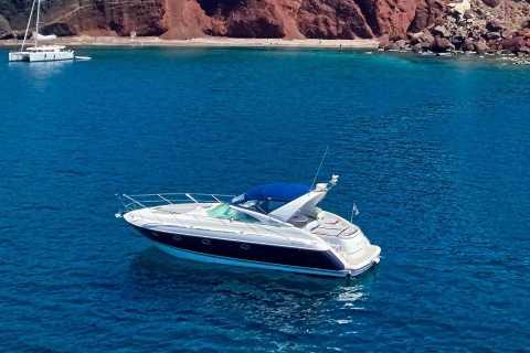 Santorini: Luxury Motoryacht Cruise