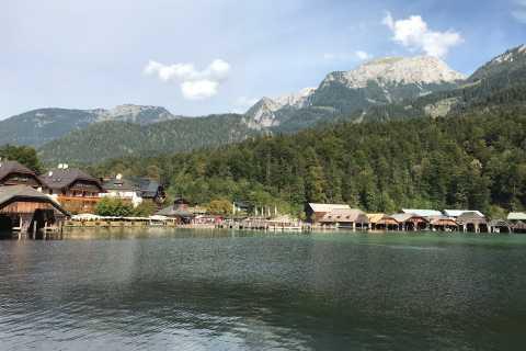 Viagem de um dia de Munique a Königssee: Passeio de Barco e Mina de Sal