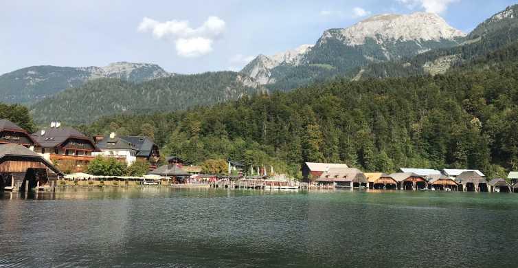 Day Trip from Munich to Königssee: Boat Ride & Salt Mine
