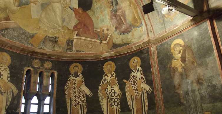 Istanbul: Guided St. Chora Church Museum Visit