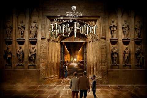Warner Bros. Studio London: Tour with Coach Transfers