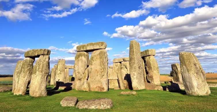 Ab London: Windsor Castle, Stonehenge & Bath - Tagestour