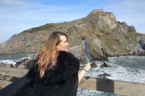 Desde Bilbao: tour guiado de 1 o 1/2 día de Juego de Tronos