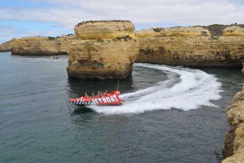 Algarve: Passeio de Barco a Jato de 30 Minutos