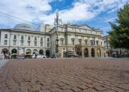 Private Führung durch das Teatro alla Scala und die Kirche von San Fedele