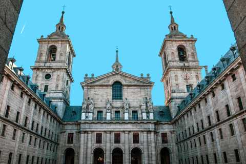 Van Madrid: El Escorial Tour