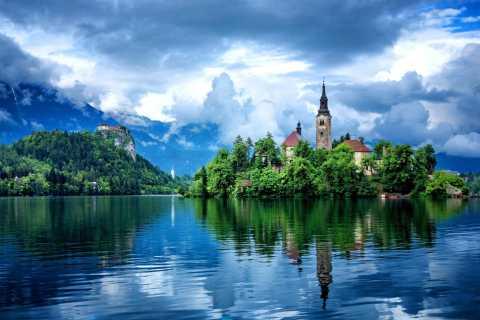 Koper: 8-Hour Lake Bled and Ljubljana Small-Group Tour