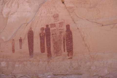 From Moab: 1-Day Horseshoe Canyon Exploration