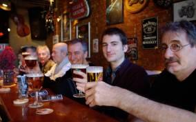 Antwerp Beer Tasting Tour