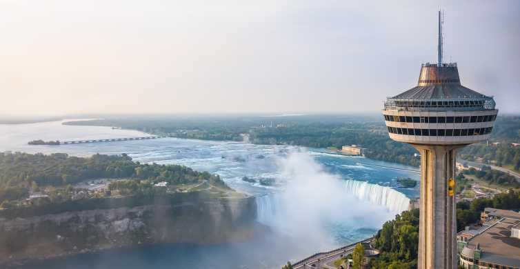 Niagara Falls, Canada: Skylon Tower Observation Deck Ticket