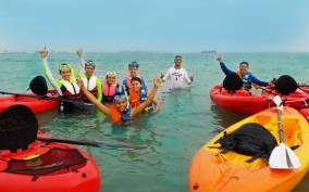 Veracruz: Isla de Sacrificios Kayaking Experience