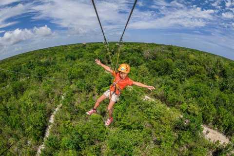 Mayan Jungle: 4-Hour Adventure Tour from Riviera Maya/Cancun