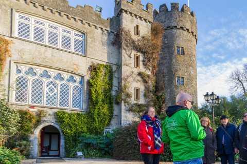 Dublín: Tour de día completo en el castillo de Howh y Malahide