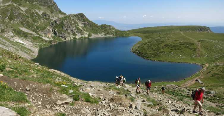 De Zeven Rila-meren: dagtrip vanuit Sofia