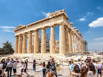 Akropolis & Museum: Eintrittskarten inklusive Buchungsgebühr