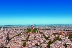Torre Montparnasse: Ingresso Terraço com Vista de Paris