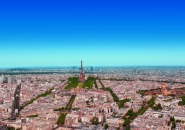 What to do in Paris - Montparnasse Tower Roof Terrace Ticket: 360 degrees of Paris