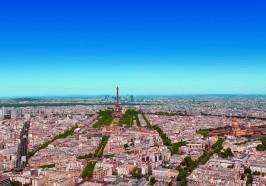 Aktivitäten Paris - Tour Montparnasse: Ticket für die Dachterrasse