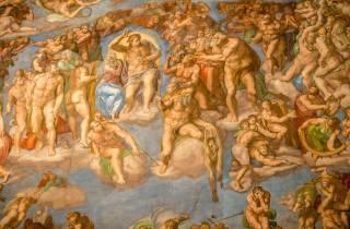 Rom: Vatikanische Museen und Nachttour durch die Sixtinische Kapelle