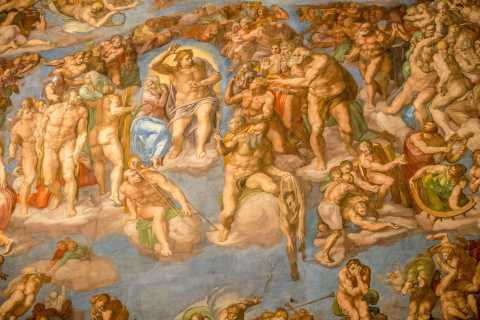 Rome: Vatican Museums and Sistine Chapel Night Group Tour