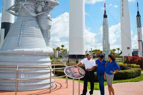 Kennedy Space Center: Liten gruppeopplevelse