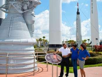 Kennedy Space Center: Kleingruppen-Erlebnistour
