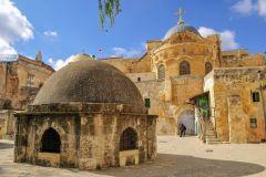 Jerusalém: Excursão de 1 Dia em Pequeno Grupo
