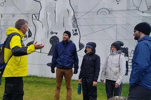 Reykjavík: Historischer Rundgang mit Mittagessen