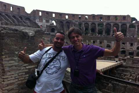 Rome: Full-Day Walking Tour of the Eternal City