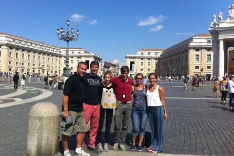 Rome: Vatican Museums and Sistine Chapel