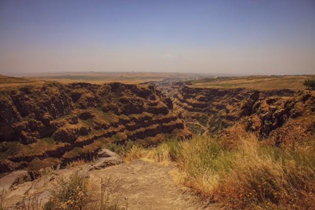 Van Yerevan: Kasakh Gorge Trekking