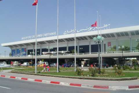Tunis Airport to Tunis City Center Private Transfer