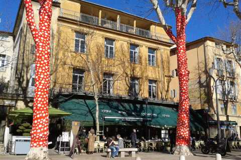 From Marseille: A Taste of Aix-en-Provence Tour