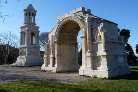 From Marseille: Arles, Les Baux and Saint Rémy de Provence
