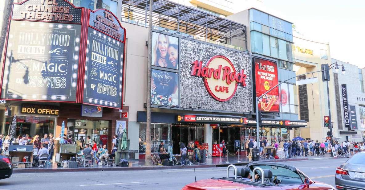 Los Angeles: Hollywood i domy gwiazd