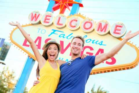 Da Los Angeles: viaggio con pernottamento a Las Vegas