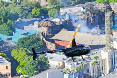 Beverly Hills and Hollywood: Helicopter Tour