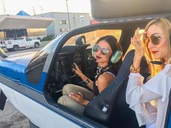 Los Angeles: Rundflug über Hollywood