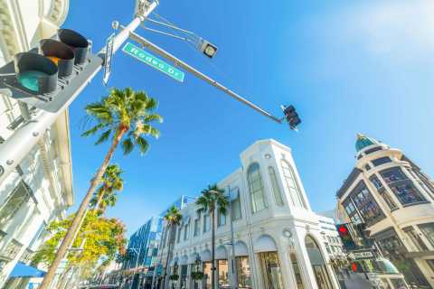 Los Angeles: Celebrity Homes 2-Hour Sightseeing Tour