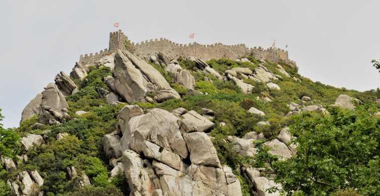 Desde Lisboa: tour a Sintra y Cabo da Roca